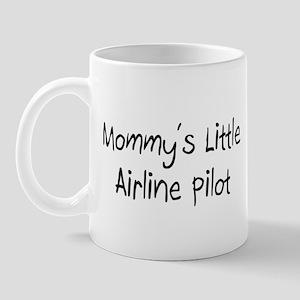 Mommy's Little Airline Pilot Mug