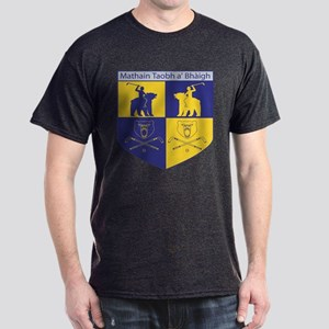 2-Bears Shield Logo Color 3D T-Shirt