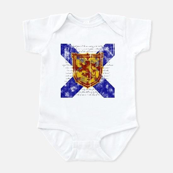 Nova scotia baby clothes cafepress nova scotia infant bodysuit negle Images