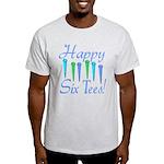 60th Birthday Light T-Shirt