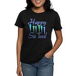 60th Birthday Women's Dark T-Shirt