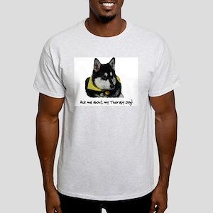 Malamute Dog Ash Grey T-Shirt