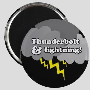 Thunderbolt & Lightening Magnet