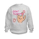 I Love You Kids Sweatshirt
