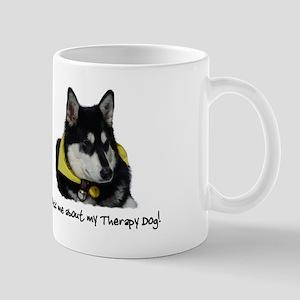 Coffee Mug - Malamute Dog