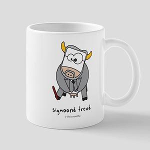 sigmoond freud Mug