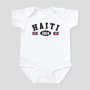 Haiti 1804 Infant Bodysuit