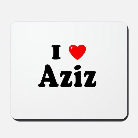 AZIZ Mousepad