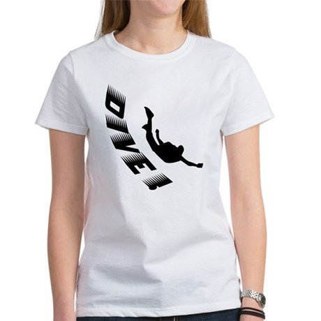 DIVE! Women's T-Shirt