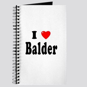 BALDER Journal