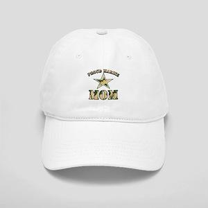 Proud Marine Mom Cap