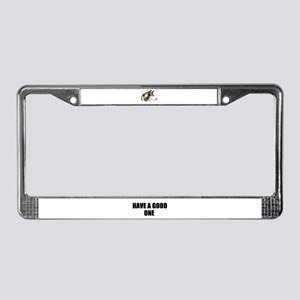 HAPPY FATHER'S DAY License Plate Frame