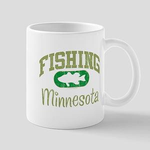 FISHING MINNESOTA Mug