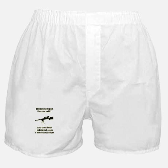 EMT Sniper Boxer Shorts