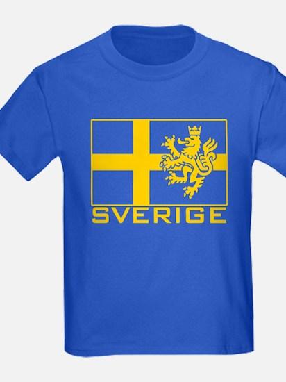 Sverige Flag T