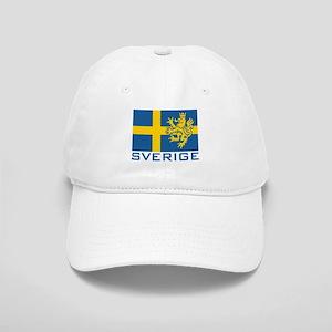 Sverige Flag Cap