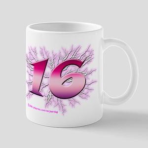 Verjaardag - 16 - Mug