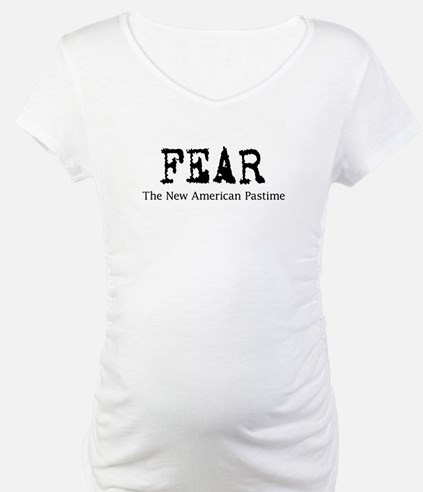 """""""FEAR New American Pastime"""" Shirt"""