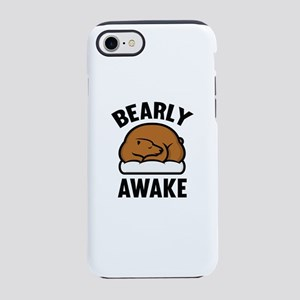 Bearly Awake iPhone 7 Tough Case