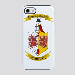 Quinlan Coat Of Arms Iphone 8/7 Tough Case