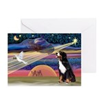 XmsStar-Bernese MD Greeting Cards (Pk of 10)