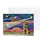 XStar-Border Terrier Greeting Cards (Pk of 10)