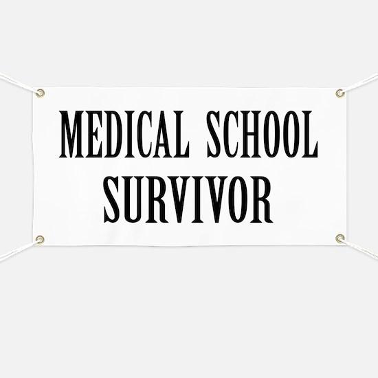 Survived Med School Banner