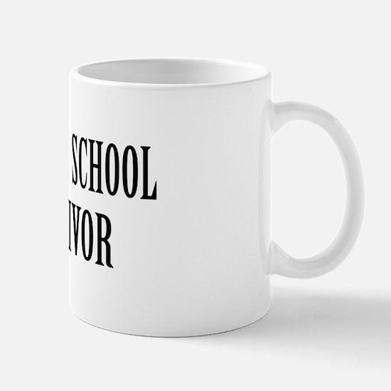 Survived Med School Mug