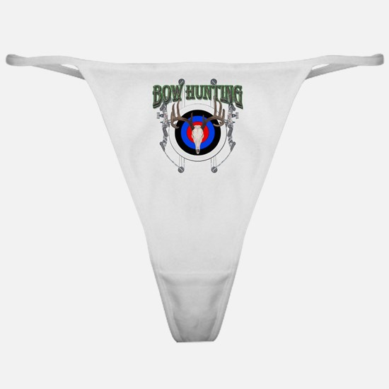 Bow Hunting Classic Thong