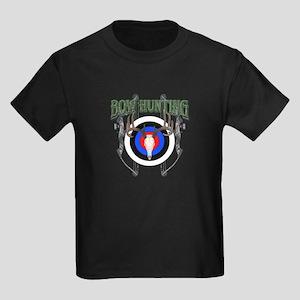 Bow Hunting Kids Dark T-Shirt
