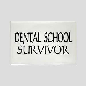 Dental School Graduation Rectangle Magnet