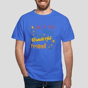 Wild Wacky Friend Dark T-Shirt