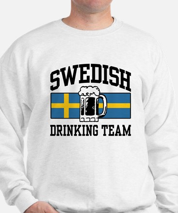 Swedish Drinking Team Sweatshirt
