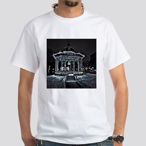 Men's Classic T-Shirts Music Pavilion In Berge