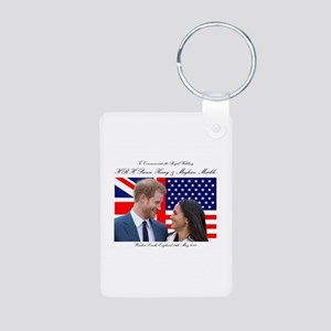 To Commemorate the Royal Wedding Prince Keychains