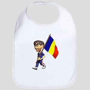 3D Romania Bib