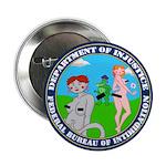 "FBI Nudist Colony 2.25"" Button (10 pack)"