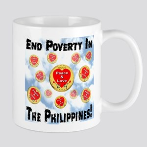 End Poverty In The Philippine Mug