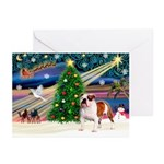 Xmas Magic & EBD Greeting Cards (Pk of 10)