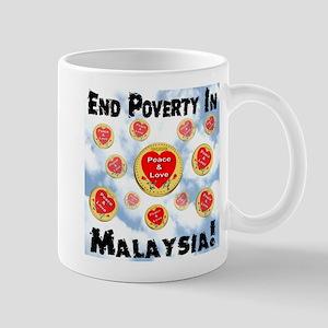 End Poverty In Malaysia! Mug