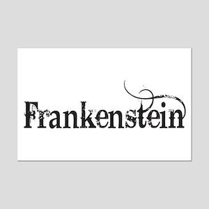 Frankenstein Mini Poster Print