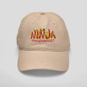 Dragon Ninja Didgeridooist Cap