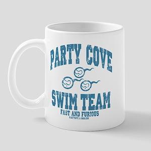 Party Cove Swim Team Mug