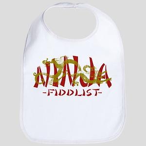 Dragon Ninja Fiddlist Bib