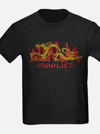 Dragon Ninja Fiddlist T