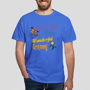 Wild Wacky Grammy Dark T-Shirt