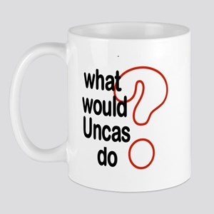 Uncas Mug