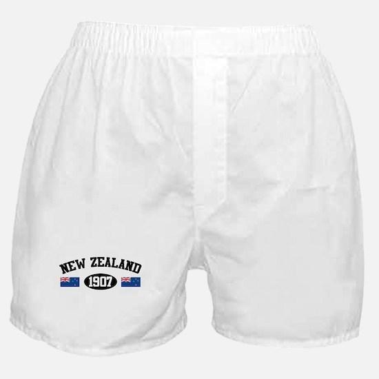 New Zealand 1907 Boxer Shorts