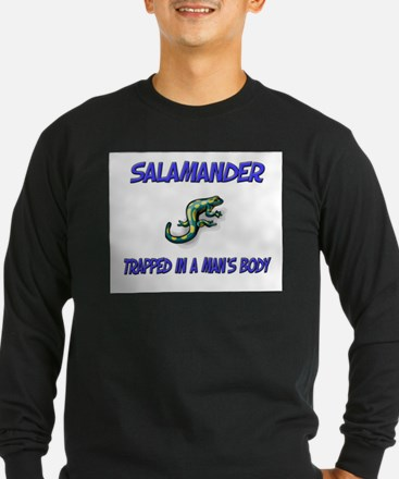 Salamander Trapped In A Man's Body T