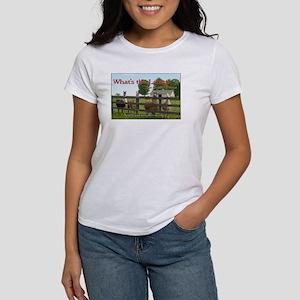 SELR Llama Women's T-Shirt
